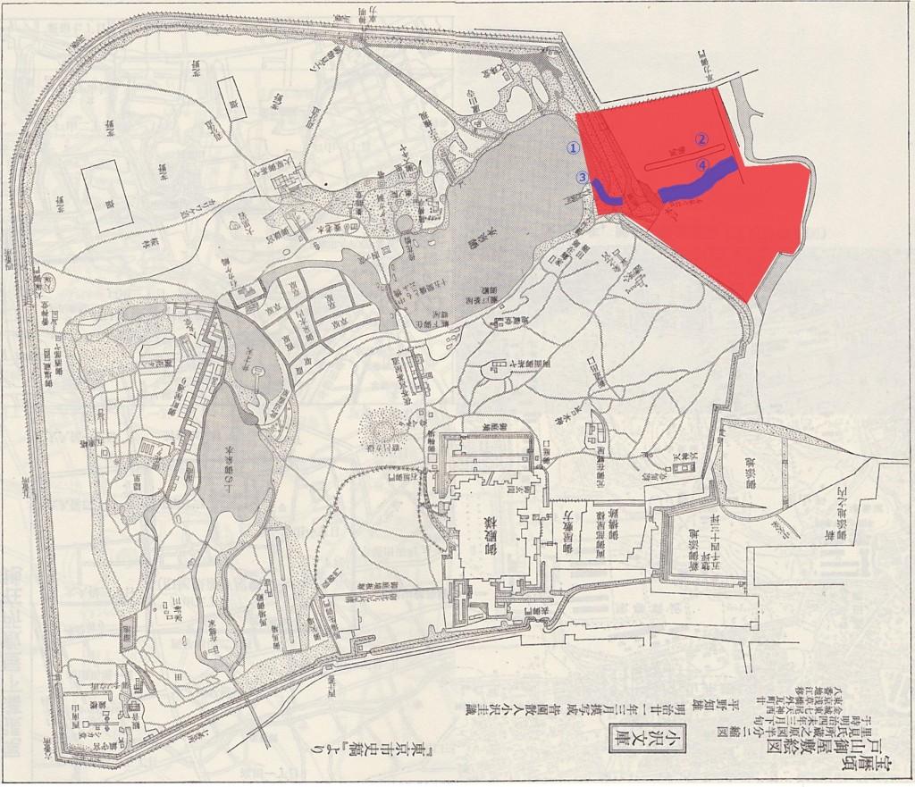宝暦 地図